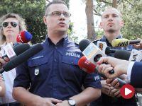 Policja złoży zawiadomienie do prokuratury w sprawie wpisu posła Szczerby
