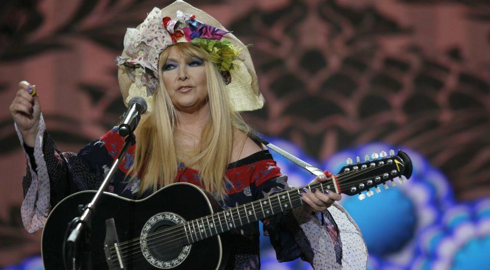 Jej recital zainaugurował 45. KFPP w Opolu w 2008 roku. Do tego czasu wystąpiła na nim aż 30 razy zdobywając wiele nagród (fot. PAP)