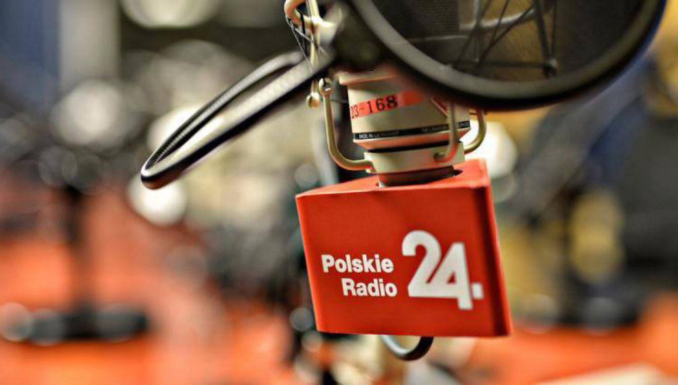 Polskie Radio 24 nadaje od września 2016 roku (fot. polskierdaio.pl)
