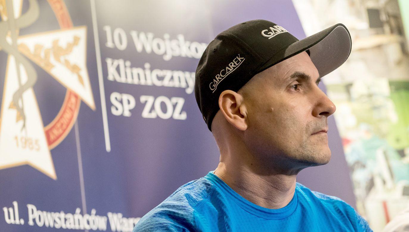 Znakomity polski żużlowiec uległ wypadkowi, po którym może już nie stanąć na własnych nogach (fot. arch.PAP/Tytus Żmijewski)