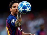 Messi i Barca rozpoczęli