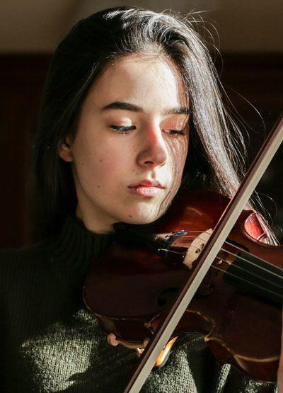 Barbara Żołnierczyk – skrzypce