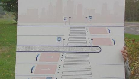 Bezpieczne przejścia: rozwiązania doraźne i systemowe