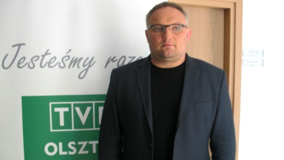 Maciej Rokus, szef Grupy Specjalnej Płetwonurków RP.