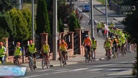 Kielecka pielgrzymka rowerowa