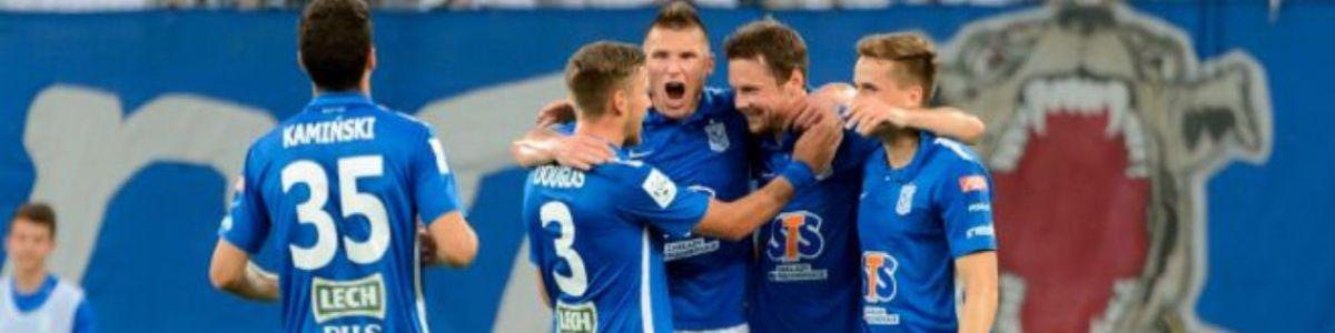 Liga Europejska:  Videoton Szekesfehervar -  Lech Poznań