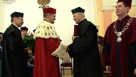 Zoltán Kövecses uhonorowany przez UJK