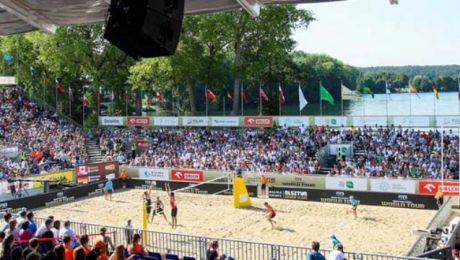 Grand Slam to impreza, która przyciągnęła w ubiegłym roku gości z Polski, ale też zagranicy (fot. pzps.pl)