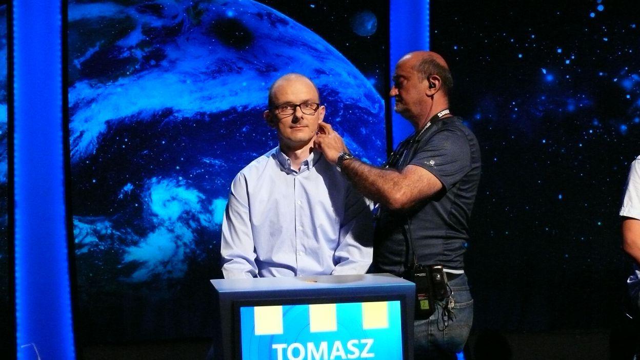 Pan Tomasz za chwilę będzie gotowy do rozgrywki 13 odcinka 108 edycji
