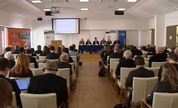Eksperci o polityce prezydenta Trumpa wobec Europy i NATO (fot. TVP Kraków)