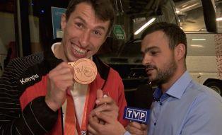Szmal dla TVP: medal smakuje wyjątkowo