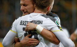 Dynamo – BVB 0:2: drugi gol Immobile, asysta Błaszczykowskiego