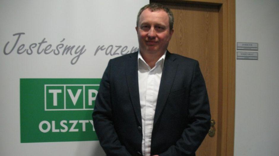 Mirosław Hiszpański, prezes zarządu W-M Związku Pracodawców Prywatnych.