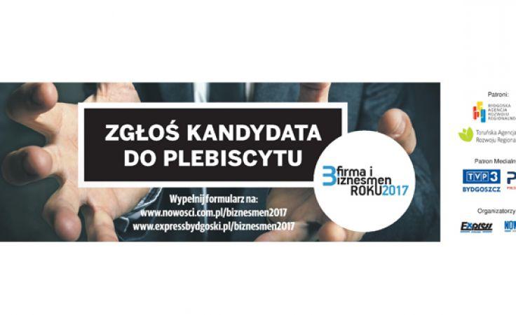 """IV Plebiscyt """"Firma i Biznesmen Roku 2017"""""""