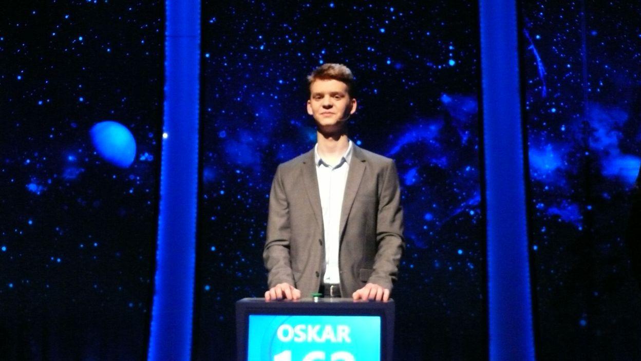 Oskar Goliński - zwycięzca 7 odcinka 104 edycji