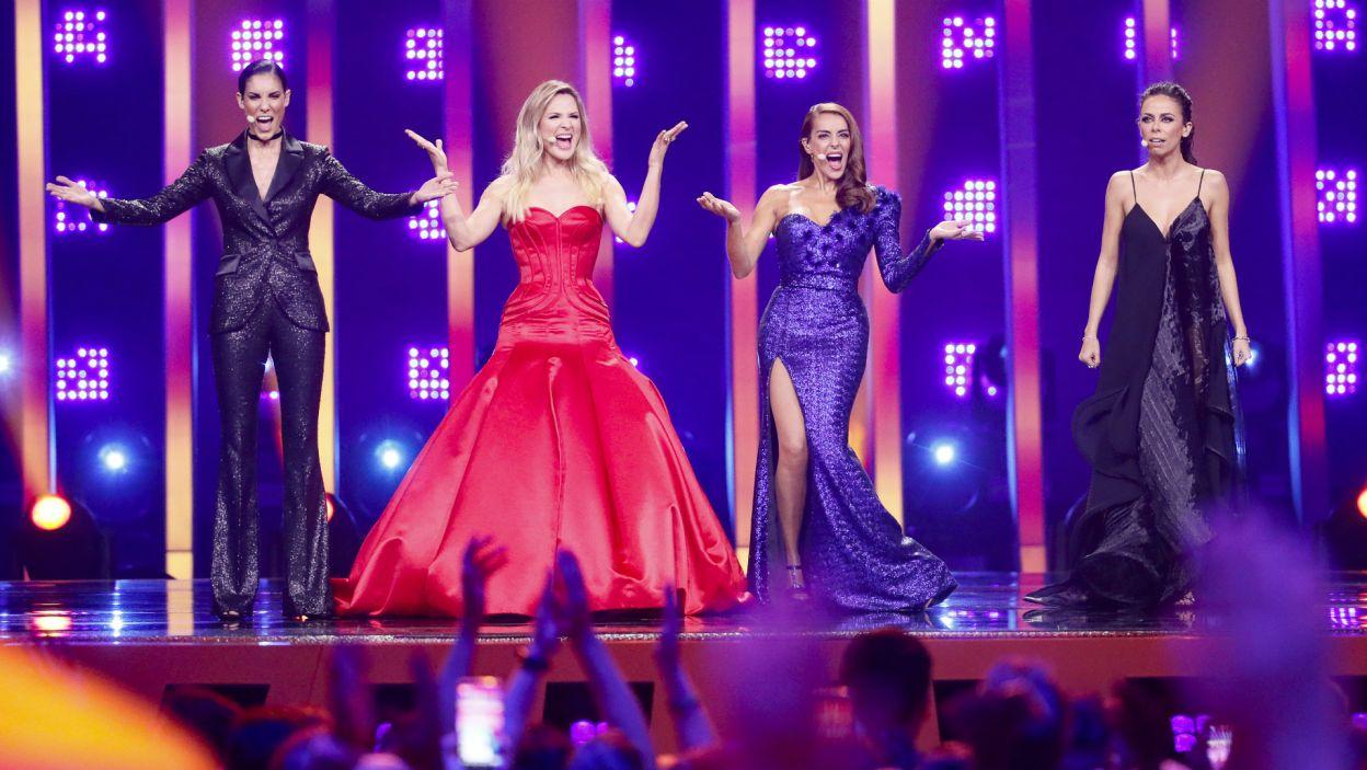 Tegoroczną edycję poprowadziły same kobiety (fot. A. Putting/EBU)