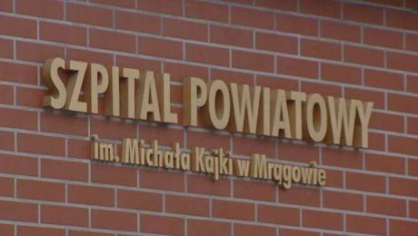 Formuła PPP szansą na polepszenie sytuacji w mrągowskim szpitalu?