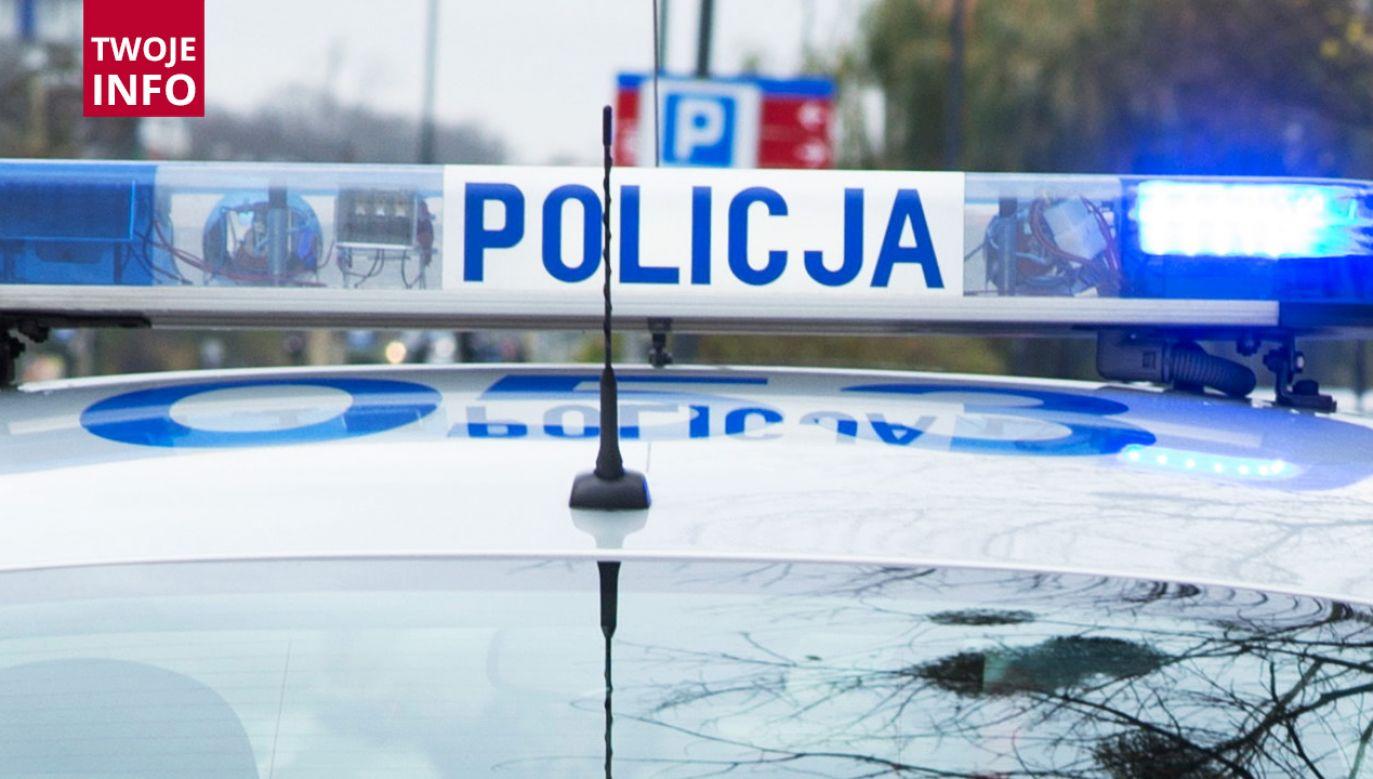 Nie wiadomo, dlaczego mężczyźni uciekają przed policją (fot. policja.pl)