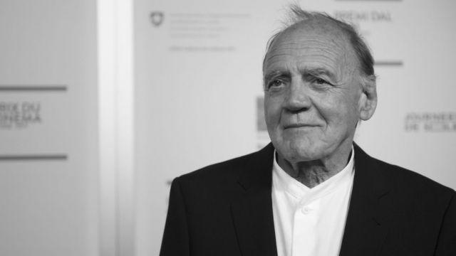 Nie żyje aktor Bruno Ganz