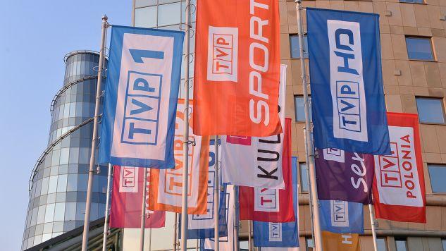 Siedziba Telewizji Polskiej przy ulicy Woronicza w Warszawie. (fot. arch. PAP/Marcin Kmieciński)