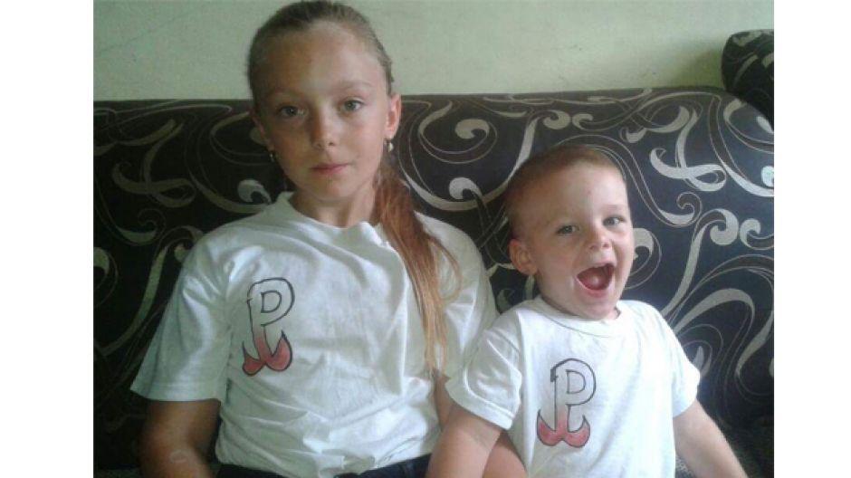 Tak świętuje Dzień Niepodległości rodzina Szamockich (fot. Agnieszka Szamocka)