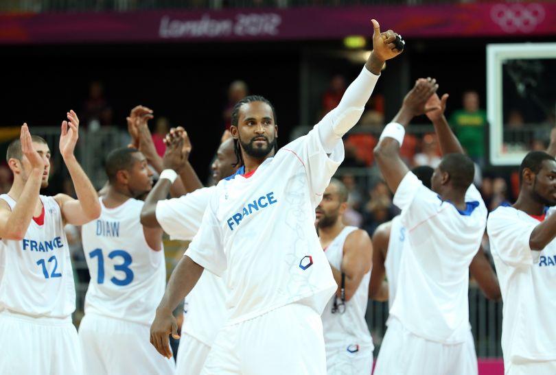 Francuzi wygrali do tej pory dwa mecze, a jeden przegrali (fot. Getty Images)