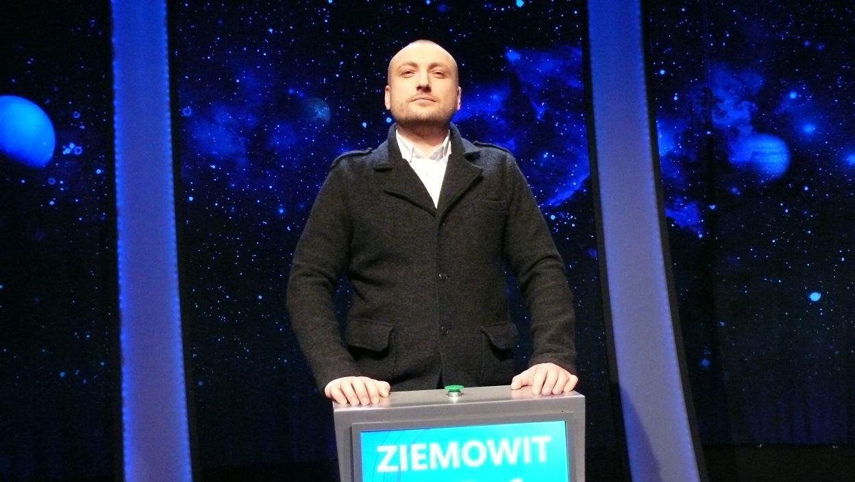Ziemowit Zieliński - zwycięzca 6 odcinka 103 edycji