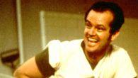 Jack Nicholson jako McMurphy (fot. TVP)