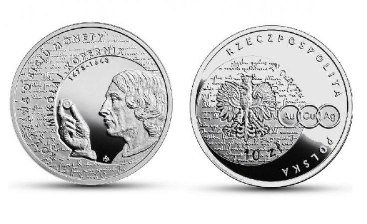 Narodowy Bank Polski ma wyłączne prawo do emitowania monet i banknotów w Polsce