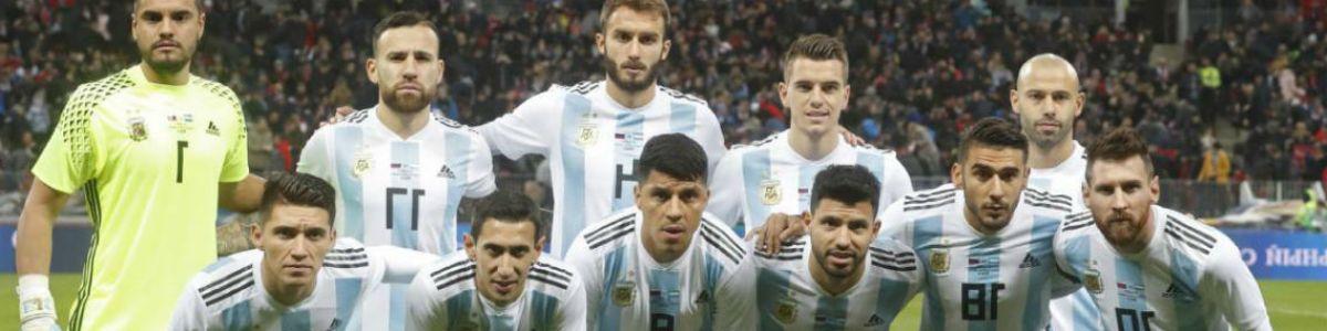 Mundial 2018: Nigeria - Argentyna