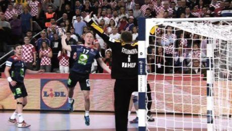 """""""Piłka ręczna mężczyzn- Mistrzostwa Europy: mecze półfinałowe"""""""