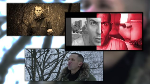Patriotyzm to nasza codzienna postawa i praca na rzecz bliskich i otoczenia – mówi Lukasyno (fot. yt/Lukasyno Non Koneksja TV/AsfaltRecords/niewygodnaprawdaTV)
