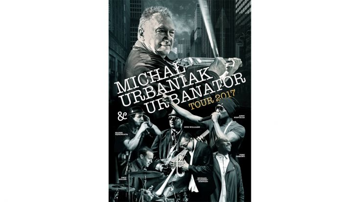 Koncert Michał Urbaniak&Urbanator