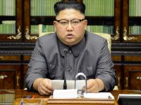 Kim grozi USA: reakcja na słowa Trumpa będzie najostrzejsza w dziejach
