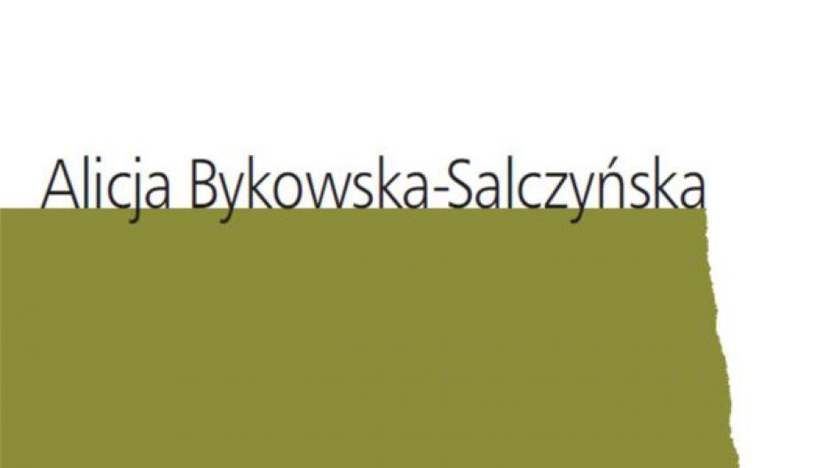 "Alicja Bykowska-Salczyńska, ""CNO"""