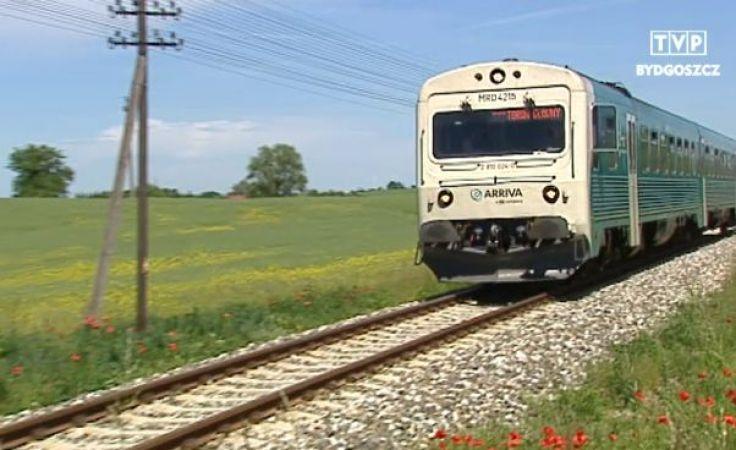 Moc inwestycji na kolei w regionie