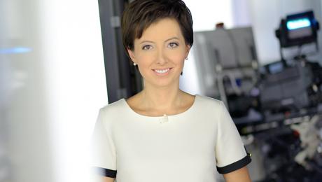 Olimpia Górska, prezenterka