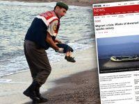 """""""Nie możemy odwracać wzroku"""". Zdjęcie martwego chłopca na plaży rozgrzało dyskusję na temat uchodźców"""