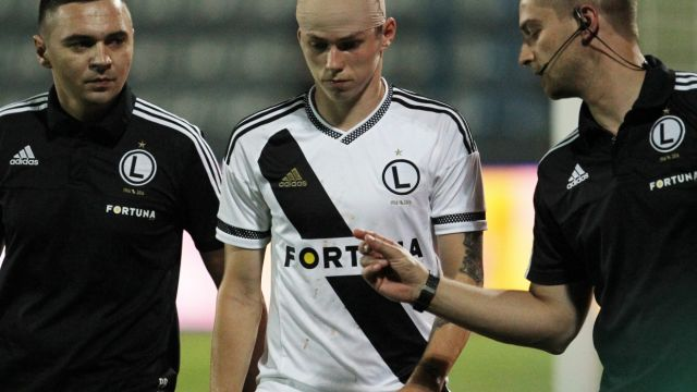 UEFA: cztery zarzuty dla Kukesi. Jeden dla Legii