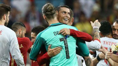 Mundial 2018: Portugalia - Maroko