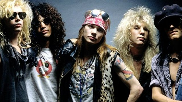Koncert Guns N' Roses w Gdańsku