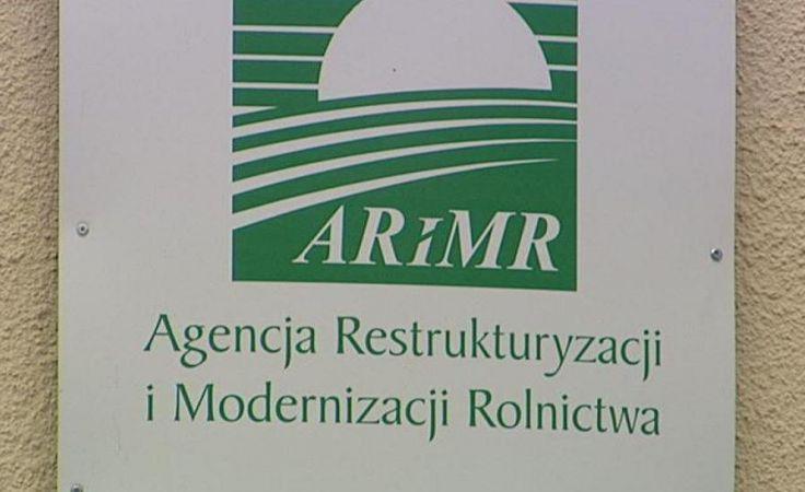 Dymisja dyrektora oddziału ARiMR