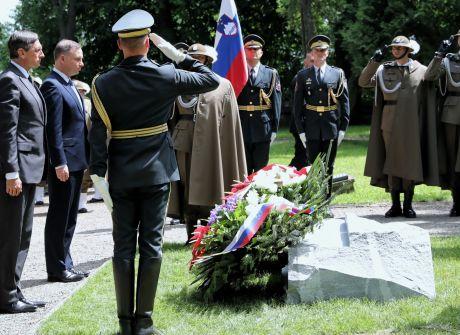 Pomnik upamiętniający żołnierzy słoweńskich