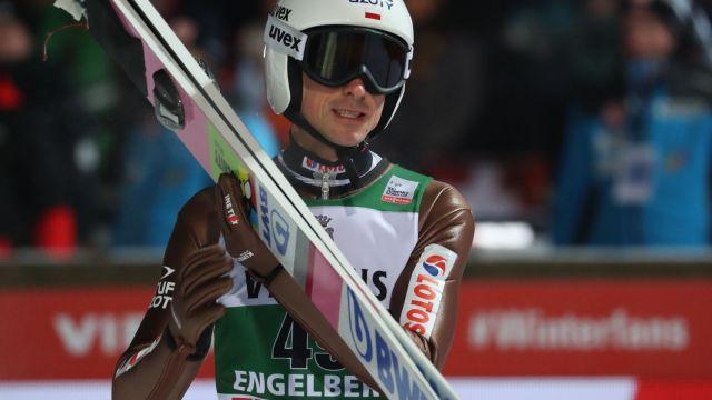 Engelberg: wyśmienite zawody polskich skoczków