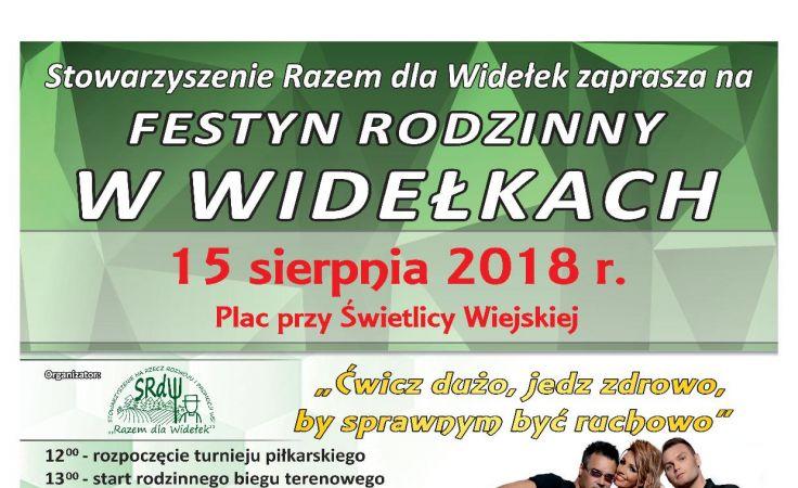 Festyn Rodzinny w Widełkach