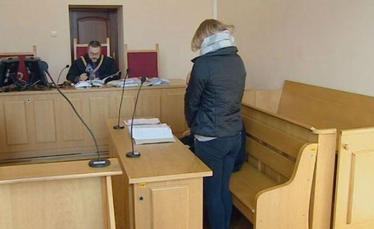 Katarzynie W. grozi 5 lat więzienia