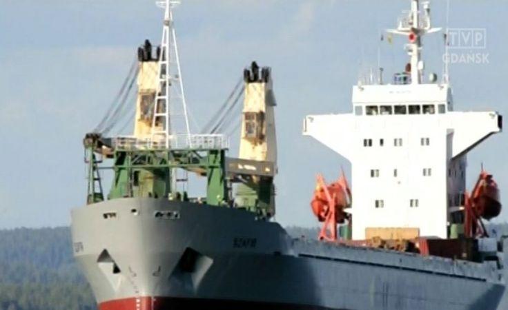 Afrykańscy piraci porwali polskich marynarzy