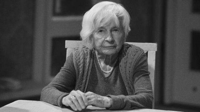 Danuta Szaflarska nie żyje. Aktorka zmarła w wieku 102 lat