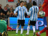 Messi znów rezygnuje? Tevez: nie dziwię mu się