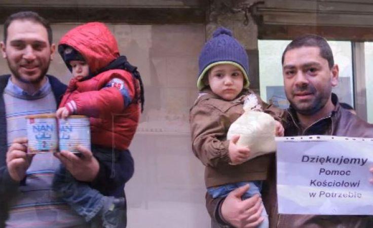 Dramat Syryjczyków. Mieszkańcy regionu mogą pomóc